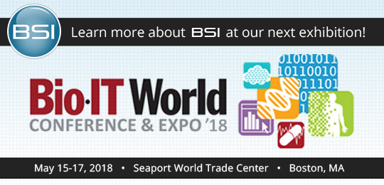 BioIT World 2018