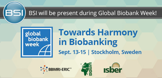 Global Biobank Week